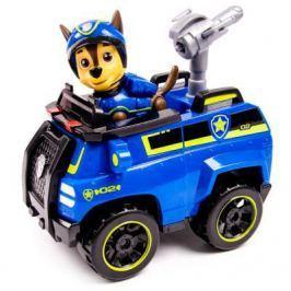 Игровой набор Paw Patrol Машинка спасателя и щенок Маршал