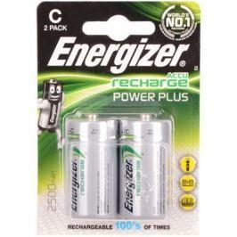 Аккумуляторы Energizer Power Plus 2500 mAh C 2 шт 635674/E300321800