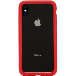 """Бампер Incase """"Frame Case"""" для iPhone X красный INPH190376-RED"""