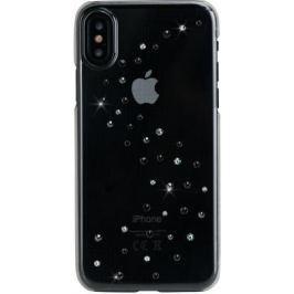 Чехол Bling My Thing для iPhone X, с кристаллами Swarovski. Материал пластик. Коллекция Milky Way. Дизайн Starry Night.