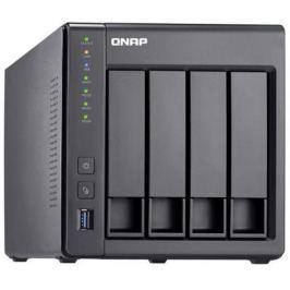 Сетевое хранилище QNAP TS-431X2-2G 4x2,5 / 3,5