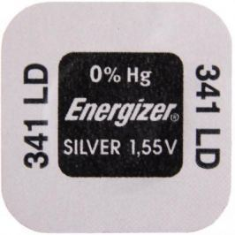 Батарейка Energizer Silver Oxide 341 1 шт 635316