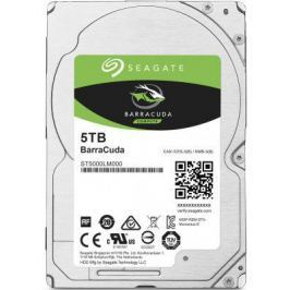 "Жесткий диск для ноутбука 2.5"" 5Tb 5400rpm 128Mb cache Seagate Mobile Barracuda Guardian SATAIII ST5000LM000"