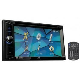 Автомагнитола JVC KW-V12 USB MP3 CD DVD FM 2DIN 4x50Вт