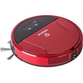Робот-пылесос Panda i5 сухая влажная уборка красный