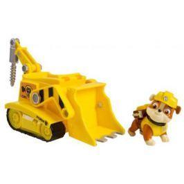 Игрушка Paw Patrol Машинка спасателя и щенок Rubble 2 предмета 20064340