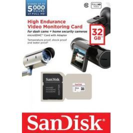 Карта памяти Micro SDHC 32Gb Class 10 Sandisk SDSDQQ-032G-G46A