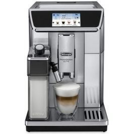 Кофемашина DeLonghi ECAM650.75.MS серебристый