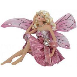 Подвеска Winter Wings Эльф розовый 15 см 1 шт полирезин, полиэстер N069593