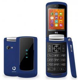 Мобильный телефон BQ BQ-2405 Dream синий BQM-2405-DBL