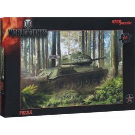 "Пазл Step Puzzle ""World of Tanks"" 260 элементов 95031"