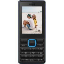 Мобильный телефон Irbis SF12 голубой черный