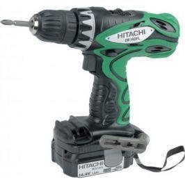Аккумуляторный шуруповерт Hitachi DS14DFL