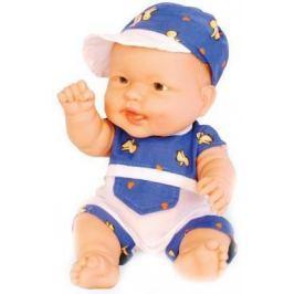 Резиновая игрушка для ванны Огонек Сашка 17 см 4603283005975