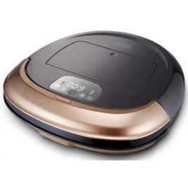 Робот-пылесос iClebo Omega сухая влажная уборка золотистый чёрный YCR-M07-10