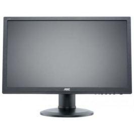 """МОНИТОР 24"""" AOC E2460PHU Black с поворотом экрана (61 cm, LED, 1920x1080, 2 ms, 170°/160°, 250 cd/m, 50M:1, +DVI, +HDMI)"""