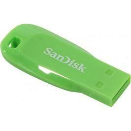 Флешка USB 64Gb SanDisk Cruzer Blade SDCZ50C-064G-B35GE зеленый