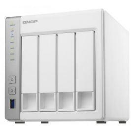 Сетевое хранилище QNAP TS-431P2-4G 2x2,5 / 3,5