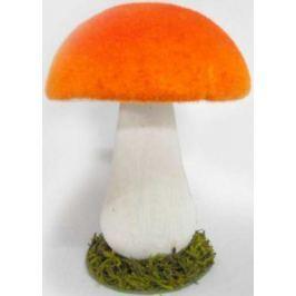 Украшение Winter Wings Красный гриб 20 см 1 шт полимер N069758