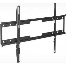"""Кронштейн Holder F6618-B черный для ЖК ТВ 32-70"""" настенный фиксированный до 45 кг"""