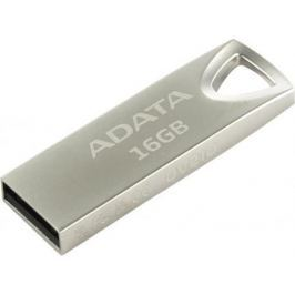 Флешка USB 16Gb A-Data UV210 USB2.0 AUV210-16G-RGD серебристый