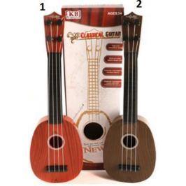 Гитара 40 см в ассорт., пласт., кор.
