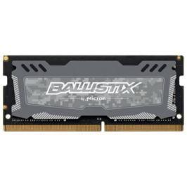 Оперативная память для ноутбуков SO-DDR4 4Gb PC4-21300 2666MHz Crucial BLS4G4S26BFSD