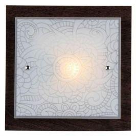 Настенный светильник Freya Constanta FR4812-CL-01-BR