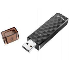 Флешка USB 32Gb SanDisk Connect Wireless Stick SDWS4-032G-G46 черный