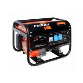 Генератор Patriot GP 2510 6.5 л.с бензиновый