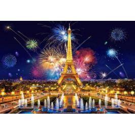 Пазл Кастор Очарование ночи Париж 1000 элементов
