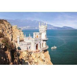 Пазл Кастор Ласточкино гнездо, Украина 1000 элементов