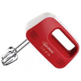 Миксер ручной ENDEVER Sigma 04 250 Вт красный белый