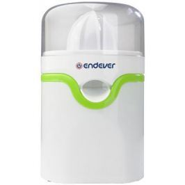 Соковыжималка ENDEVER Sigma-68 50 Вт пластик бело-зеленый