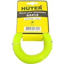 Леска для садовых триммеров Huter S2412 звезда 71/2/12