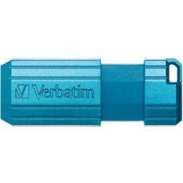 Флешка USB 32Gb Verbatim Store 'n' Go PinStripe 49057 USB2.0 синий