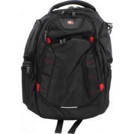 """Рюкзак для ноутбука 16"""" Continent BP-303 нейлон полиэстер черный"""