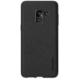 Чехол (клип-кейс) Samsung для Samsung Galaxy A8+ araree Airfit Prime черный (GP-A730KDCPBIA)