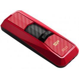 Флешка USB 8Gb Silicon Power Blaze B50 SP008GBUF3B50V1R красный