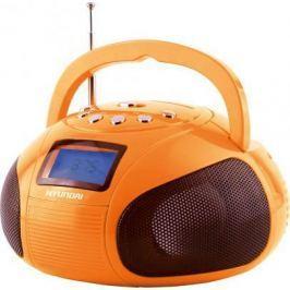 Магнитола Hyundai H-PAS120 оранжевый