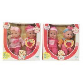 Куклы-близнецы 30 см, м/н, в ассорт., кор.