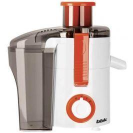 Соковыжималка BBK JC060-H11 550 Вт пластик белый оранжевый