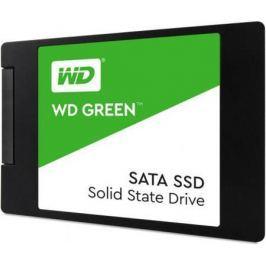 """Твердотельный накопитель SSD 2.5"""" 120Gb Western Digital Green Read 545Mb/s SATAIII WDS120G2G0A"""