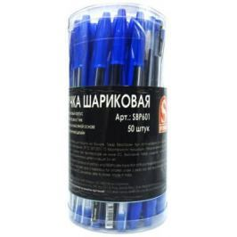Шариковая ручка SPONSOR SBP601/BU синий 0.7 мм