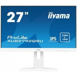 "Монитор 27"" iiYama XUB2792QSU-W1"