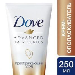 DOVE Крем-ополаскиватель для волос Advanced Hair Series Преображающий уход 250мл