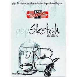 Папка для рисования Koh-i-Noor POP SKETCH A4 20 листов 9920001