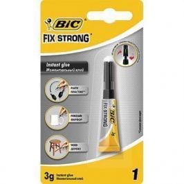 BIC Универсальный супер-клей Fix Strong 3г