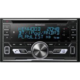 Автомагнитола Kenwood DPX-5100BT USB MP3 CD FM RDS 2DIN 4х50Вт черный