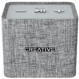 Портативная акустика Creative NUNO micro серый